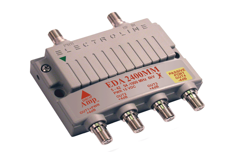 MultiMedia Drop Amplifier Offered-for-NEWS