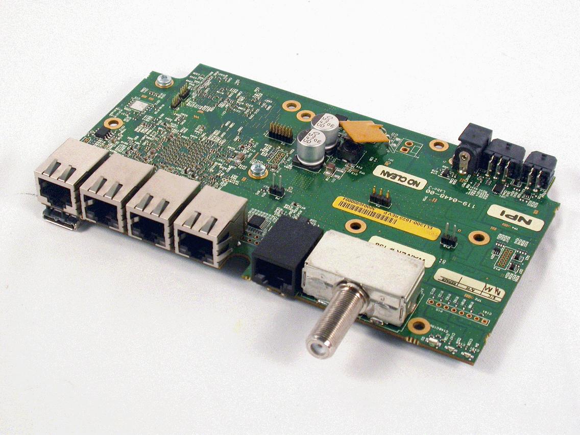 ECMM3-1-PCB